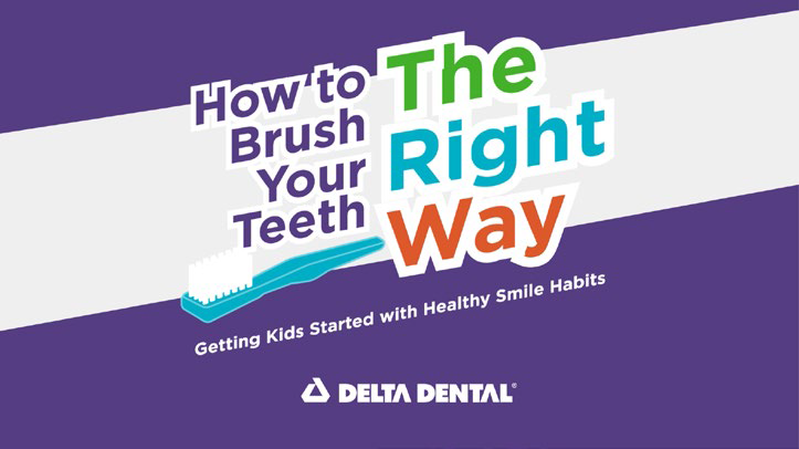 How to Brush Your Teeth the Right Way Video Preview